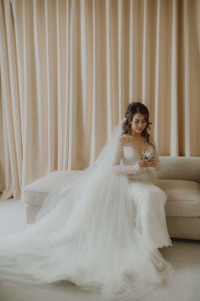Billy & Tiffany Wedding at Sierra by PRIDE Organizer - 021