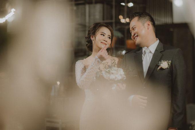 Billy & Tiffany Wedding at Sierra by PRIDE Organizer - 023