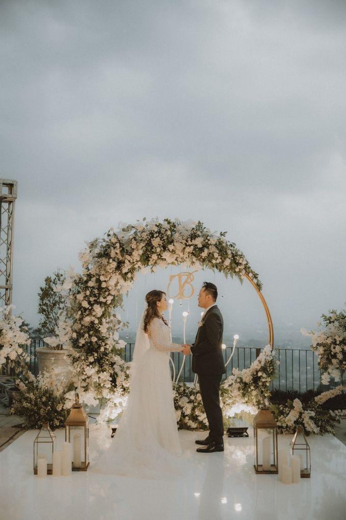 Billy & Tiffany Wedding at Sierra by PRIDE Organizer - 024