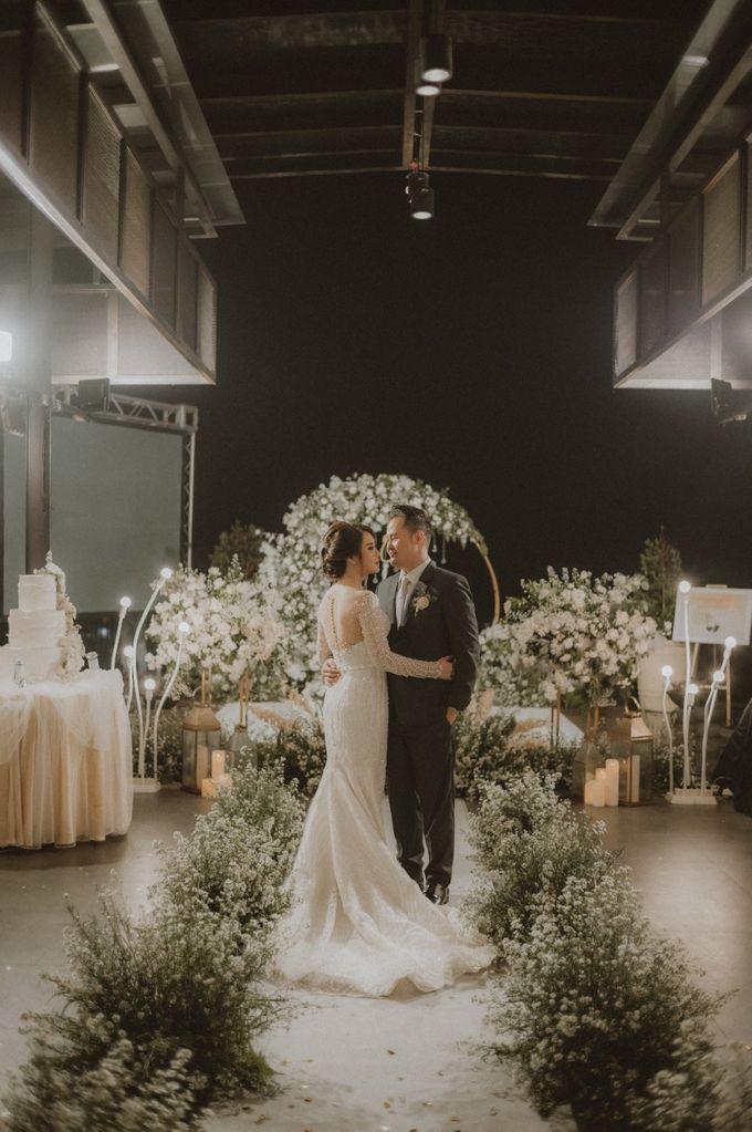 Billy & Tiffany Wedding at Sierra by PRIDE Organizer - 025