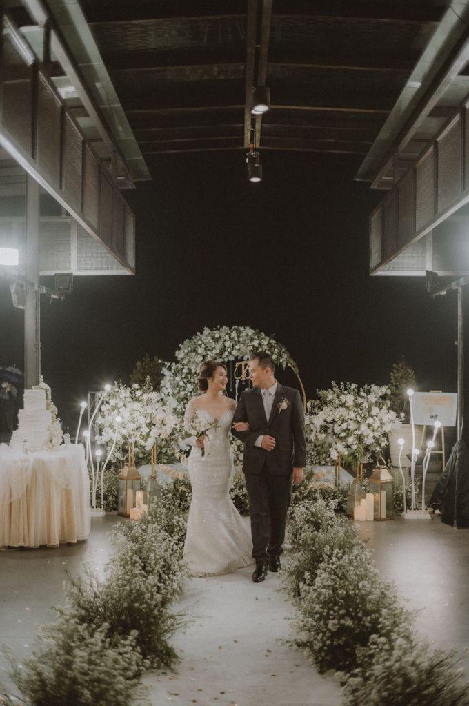 Billy & Tiffany Wedding at Sierra by PRIDE Organizer - 026