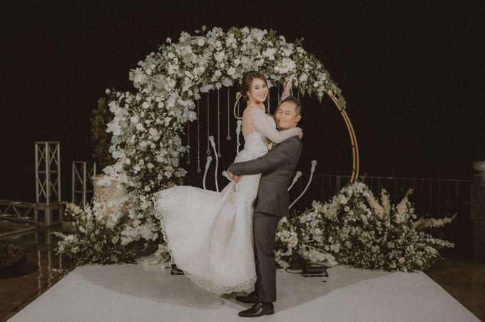Billy & Tiffany Wedding at Sierra by PRIDE Organizer - 027