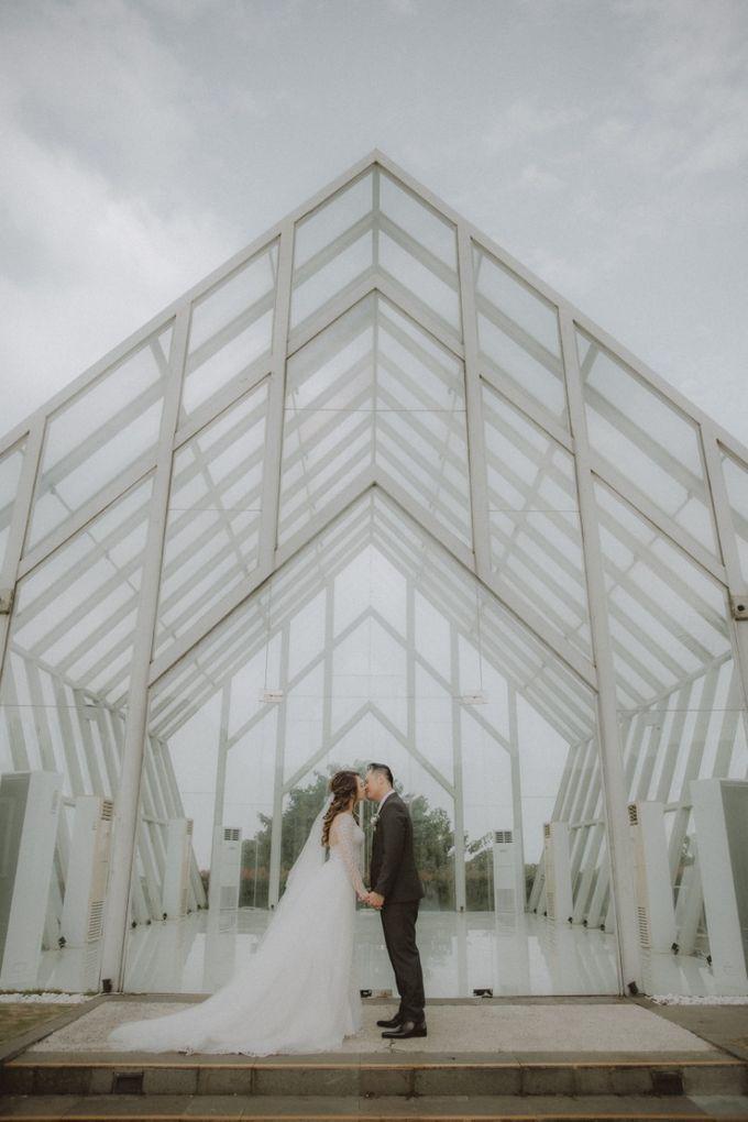 Billy & Tiffany Wedding at Sierra by PRIDE Organizer - 004