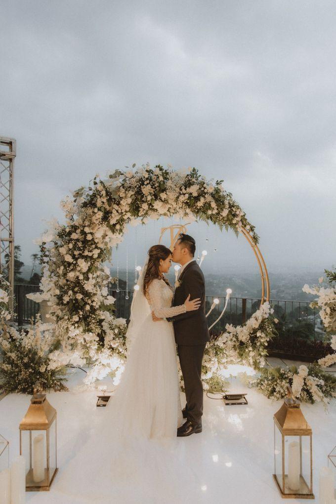 Billy & Tiffany Wedding at Sierra by PRIDE Organizer - 005