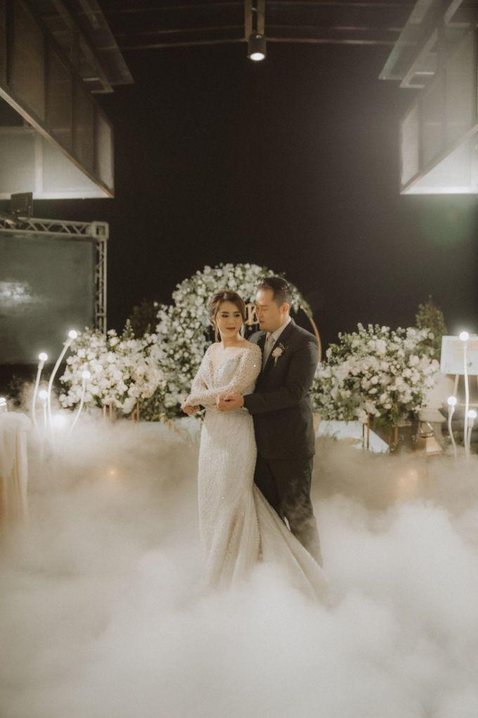 Billy & Tiffany Wedding at Sierra by PRIDE Organizer - 007