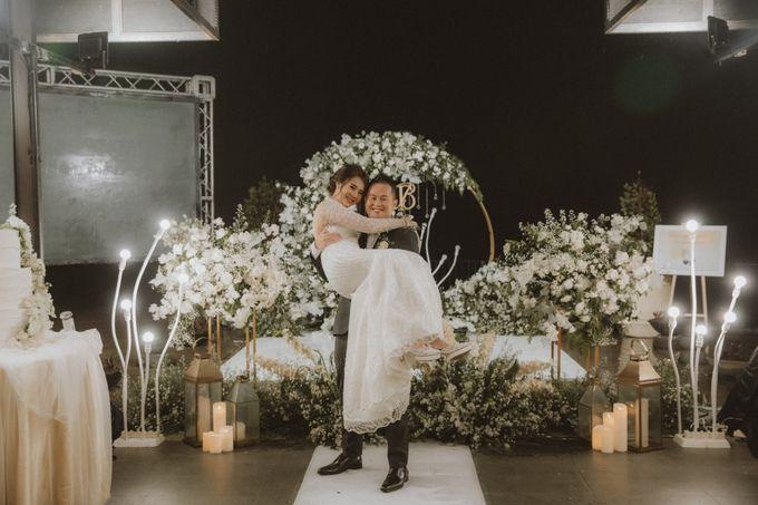 Billy & Tiffany Wedding at Sierra by PRIDE Organizer - 009