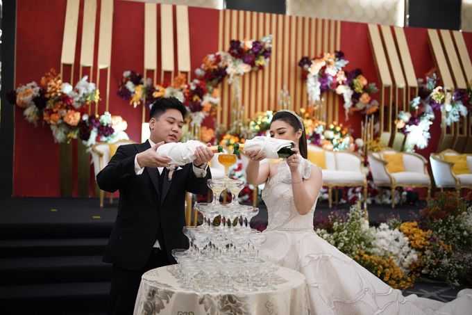 The Wedding of Martin & Agnes by S2 Banquet - 005