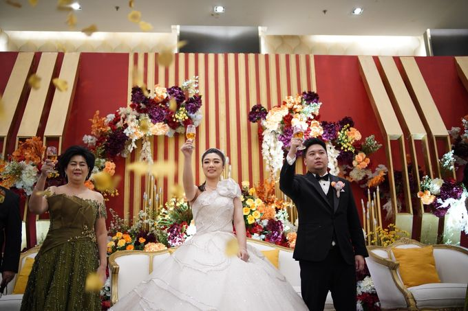 The Wedding of Martin & Agnes by S2 Banquet - 006