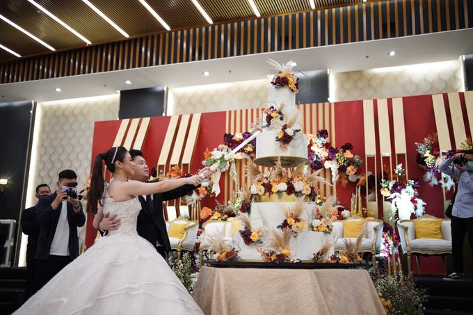 The Wedding of Martin & Agnes by S2 Banquet - 001