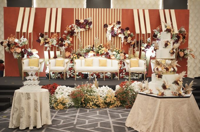 The Wedding of Martin & Agnes by S2 Banquet - 003