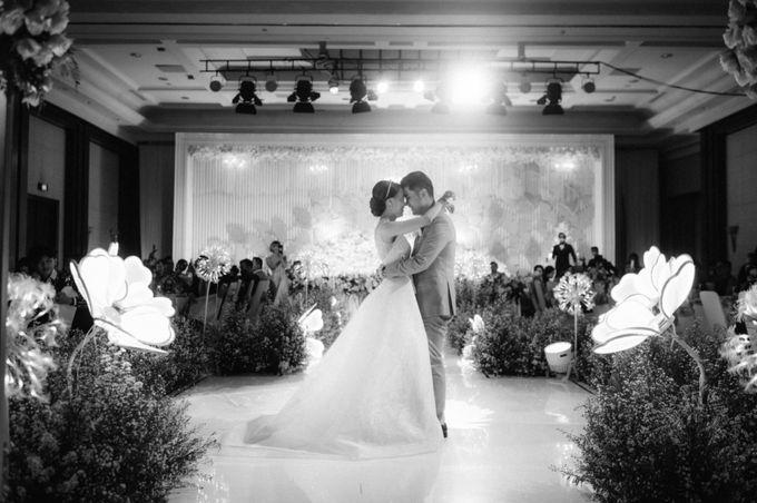 Wedding Of Jordy & Tiffany by GLOW LIGHT - 001
