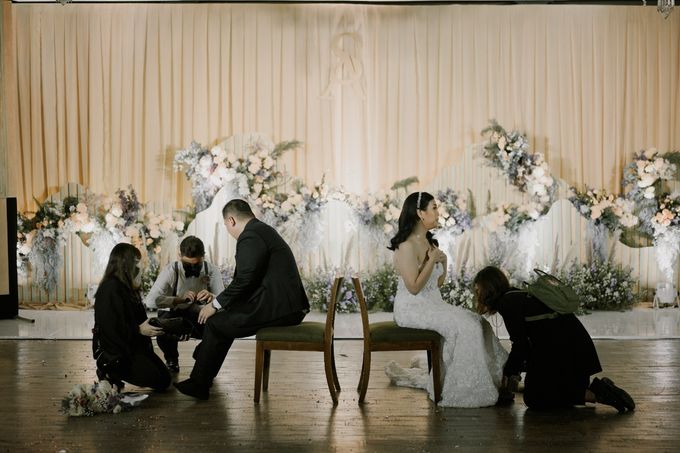Wedding Organizer for Suria and Audrey by Double Happiness Wedding Organizer - 014