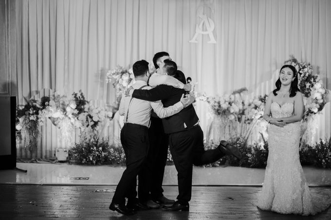 Wedding Organizer for Suria and Audrey by Double Happiness Wedding Organizer - 018