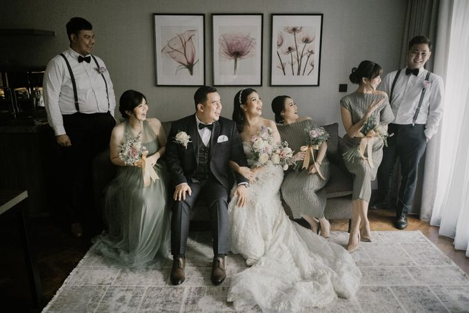 Wedding Organizer for Suria and Audrey by Double Happiness Wedding Organizer - 007