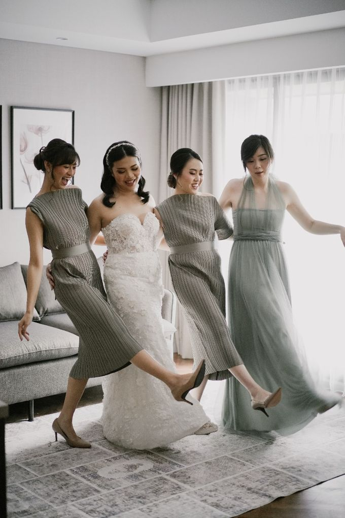 Wedding Organizer for Suria and Audrey by Double Happiness Wedding Organizer - 005