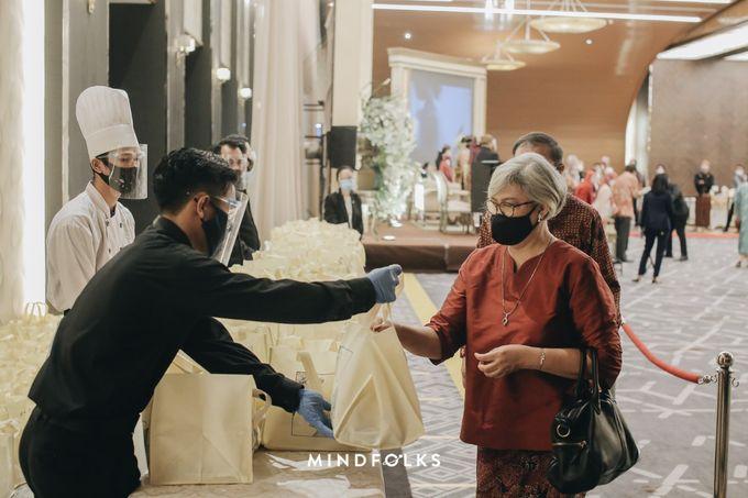 Menara Mandiri- New Normal Hampers by IKK Wedding Venue - 003