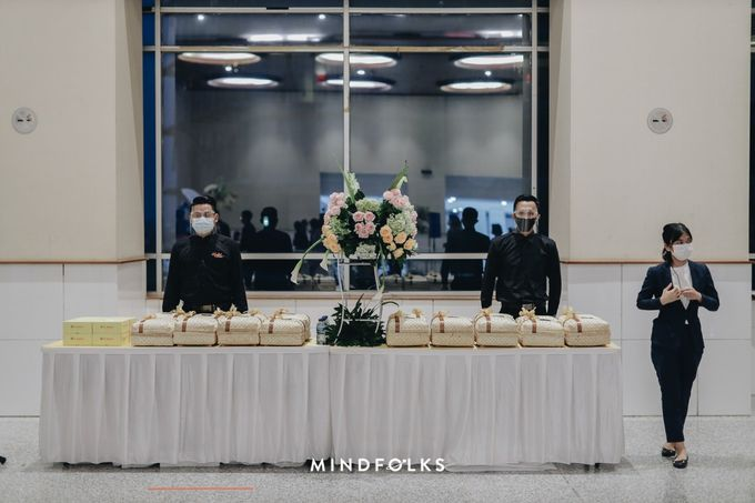 Menara Mandiri- New Normal Hampers by IKK Wedding Venue - 001
