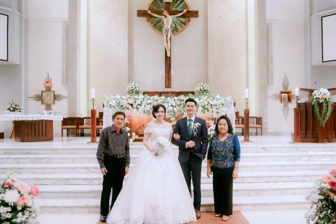 Menara Mandiri - Holy Matrimony Of Gio & Yoshi by IKK Wedding Venue - 007