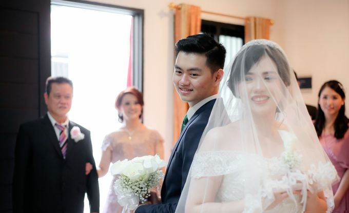 Menara Mandiri - Holy Matrimony Of Gio & Yoshi by IKK Wedding Venue - 006