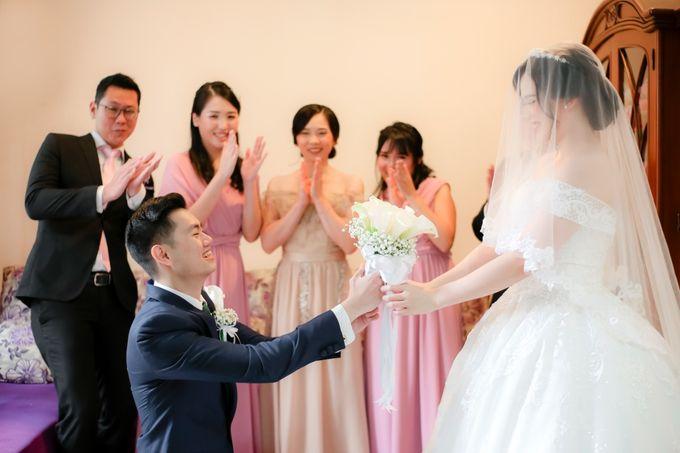 Menara Mandiri - Holy Matrimony Of Gio & Yoshi by IKK Wedding Venue - 005