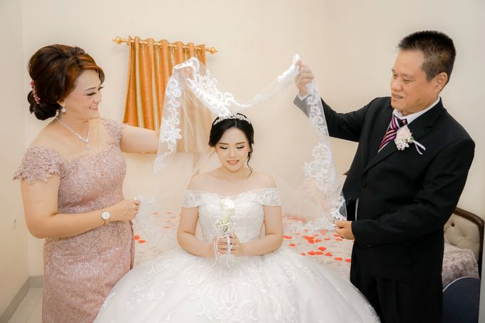 Menara Mandiri - Holy Matrimony Of Gio & Yoshi by IKK Wedding Venue - 002