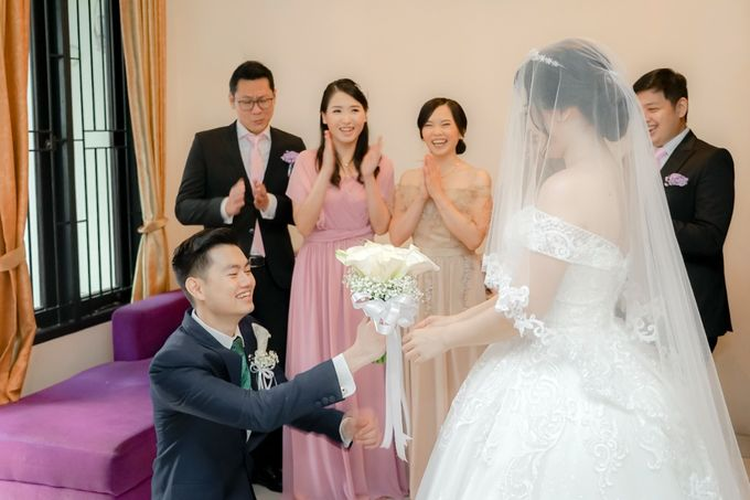 Menara Mandiri - Holy Matrimony Of Gio & Yoshi by IKK Wedding Venue - 001