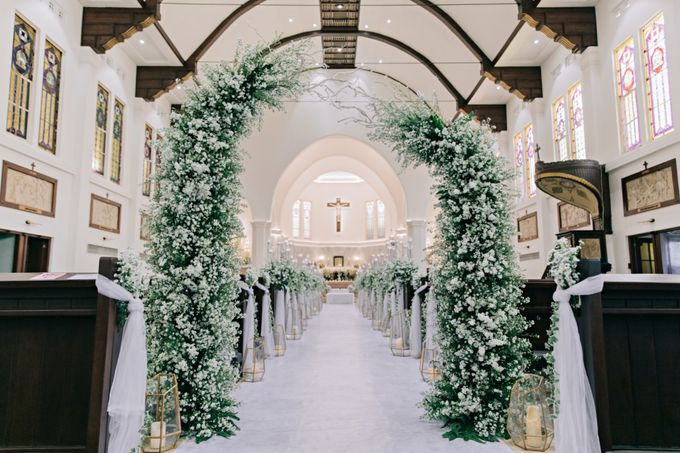 Clement & Jessica by Twogather Wedding Planner - 006