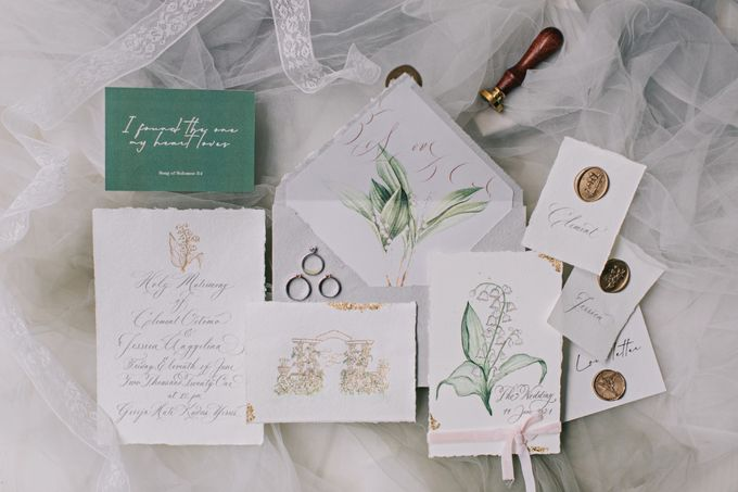 Clement & Jessica by Twogather Wedding Planner - 012