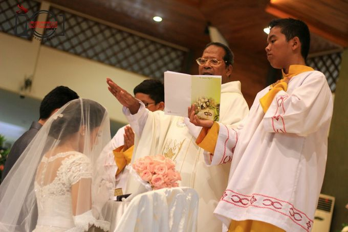 Anna & Ronald Wedding (Holy Matrimony) by Orion Art Production - 011