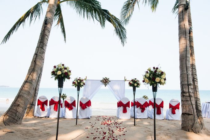 Western & Thai Wedding Package by Impiana Resort Chaweng Noi - Koh Samui Thailand - 002