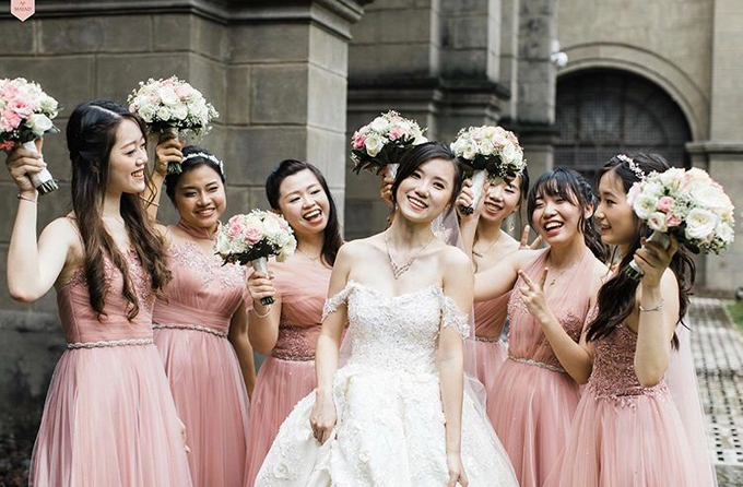 Customized Bridesmaids Dresses by White Label Bridal - 027