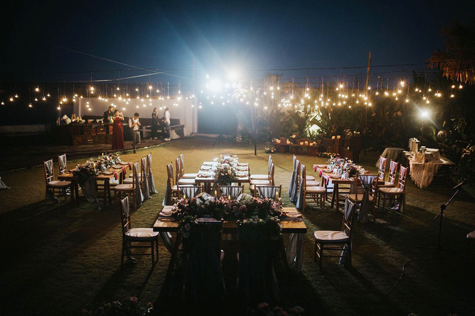 The Wedding of Jessica & Goran by Lumbung Catering - 006