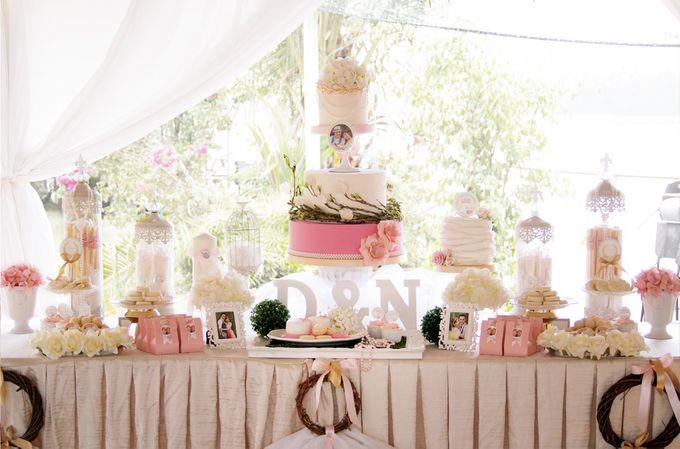 White Garden Wedding by D' Artisans - 003