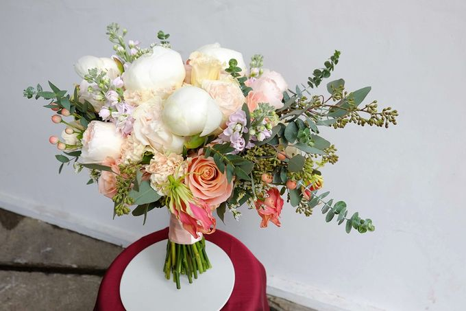Garden Bouquet Collection by Il Fiore - 001