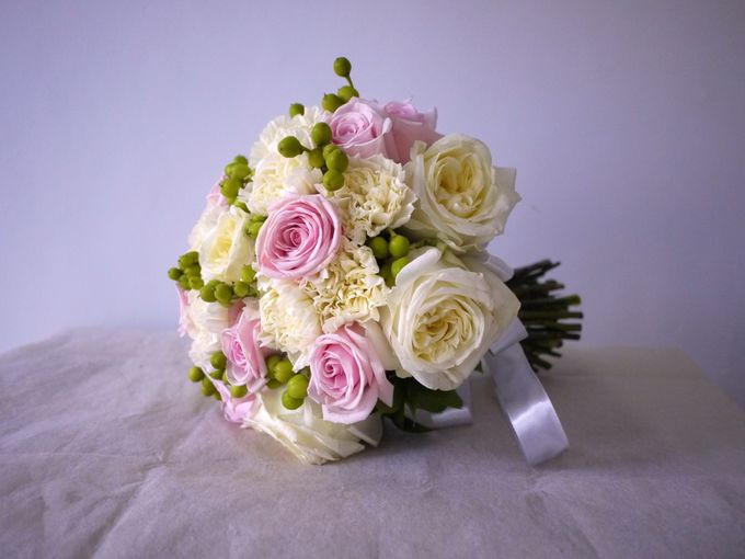 Round Bouquet Collection by Il Fiore - 023