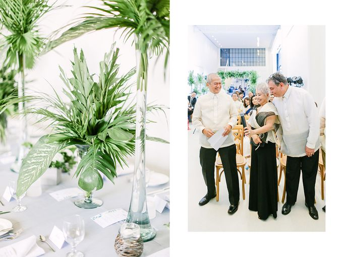 Andrea & Toby decided to do an intimate wedding with less than 50 guests. No bridesmaids/groomsmen, invitation or other details. They only had a brida by Foreveryday Photography - 016