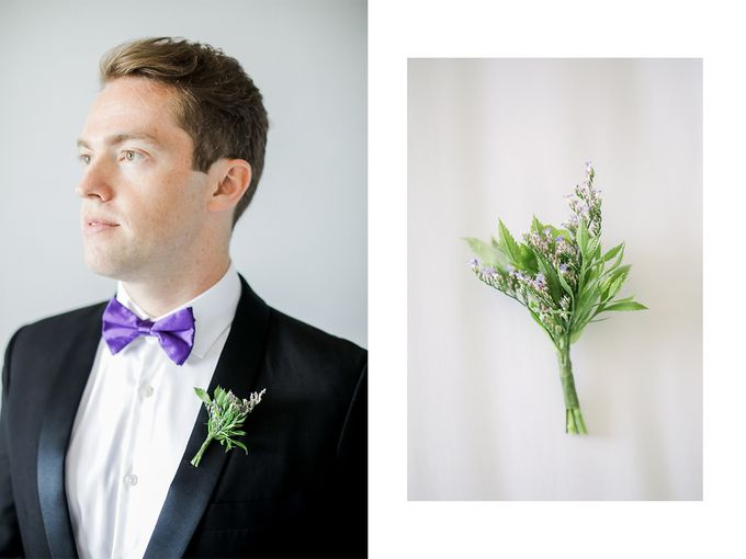 Andrea & Toby decided to do an intimate wedding with less than 50 guests. No bridesmaids/groomsmen, invitation or other details. They only had a brida by Foreveryday Photography - 022
