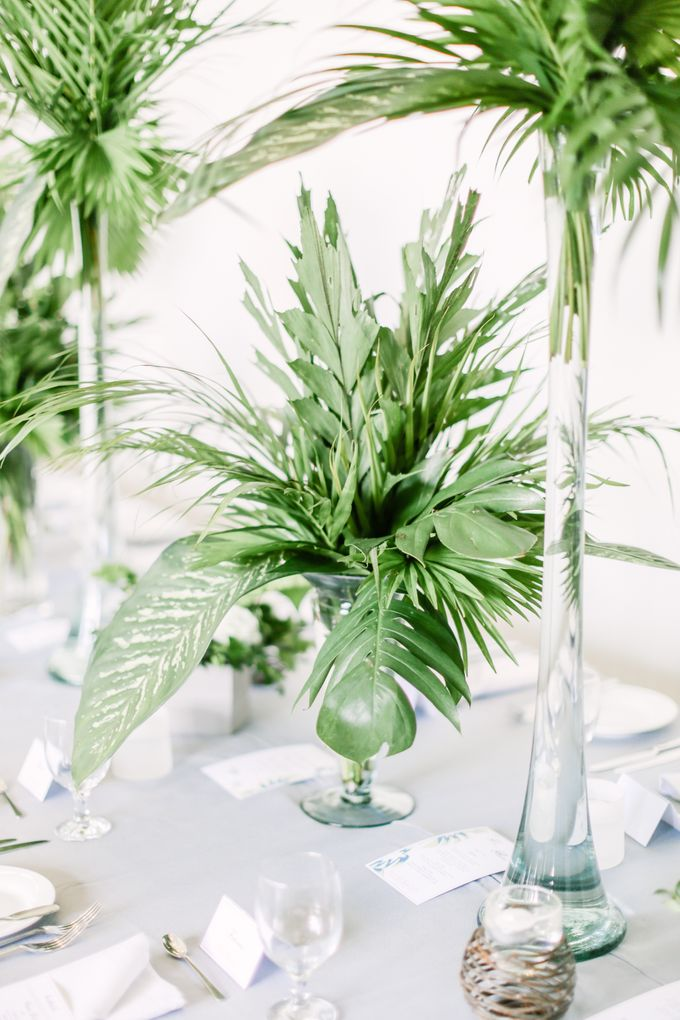 Andrea & Toby decided to do an intimate wedding with less than 50 guests. No bridesmaids/groomsmen, invitation or other details. They only had a brida by Foreveryday Photography - 025