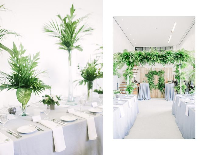 Andrea & Toby decided to do an intimate wedding with less than 50 guests. No bridesmaids/groomsmen, invitation or other details. They only had a brida by Foreveryday Photography - 007