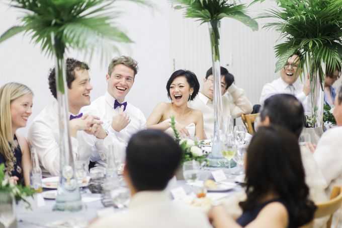 Andrea & Toby decided to do an intimate wedding with less than 50 guests. No bridesmaids/groomsmen, invitation or other details. They only had a brida by Foreveryday Photography - 011