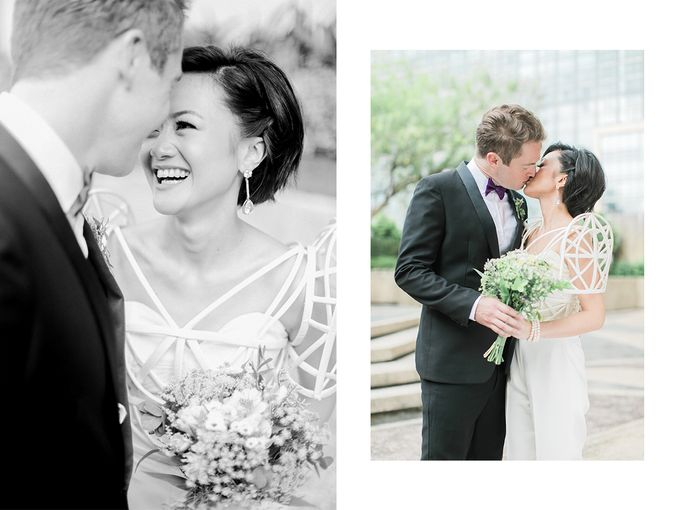 Andrea & Toby decided to do an intimate wedding with less than 50 guests. No bridesmaids/groomsmen, invitation or other details. They only had a brida by Foreveryday Photography - 038