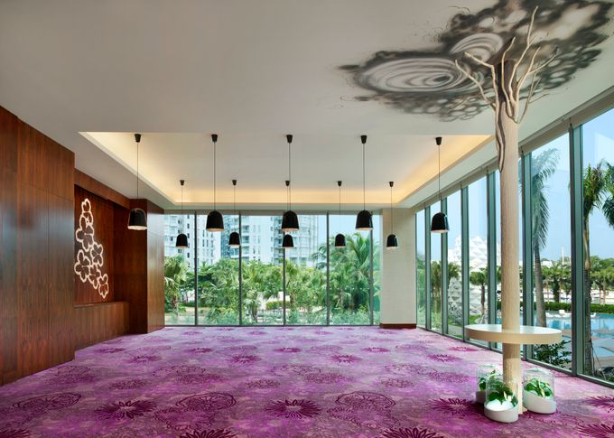 Great Room and Studio Rooms by W Singapore - Sentosa Cove - 004