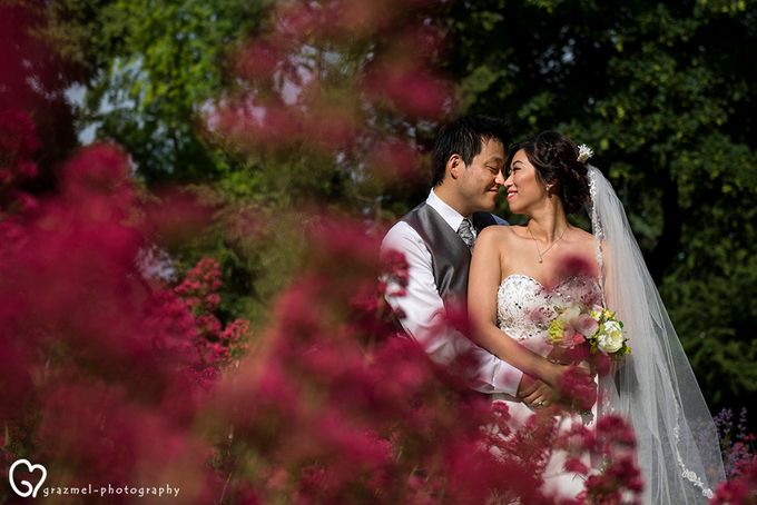 Pre-wedding photo session in Vienna by Grazmel Wedding Photography - 011