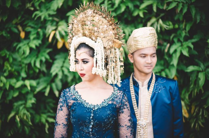 Indonesian Wedding In Bali E&K by Mariyasa - 012