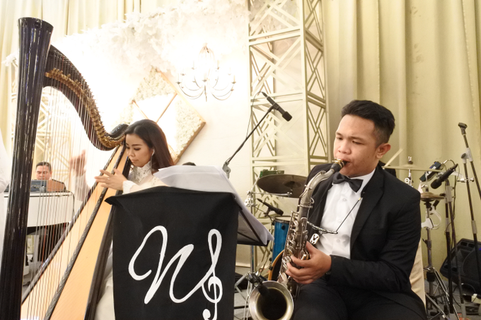 The wedding of Fina & Danial by Wijaya Music Entertainment - 002