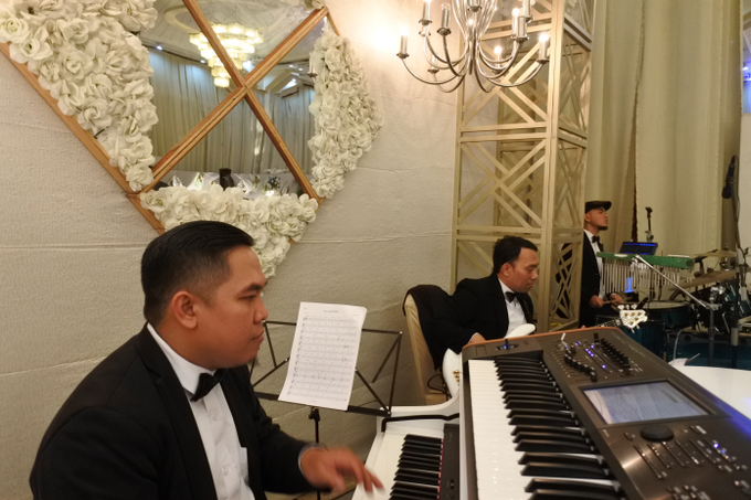 The wedding of Fina & Danial by Wijaya Music Entertainment - 004