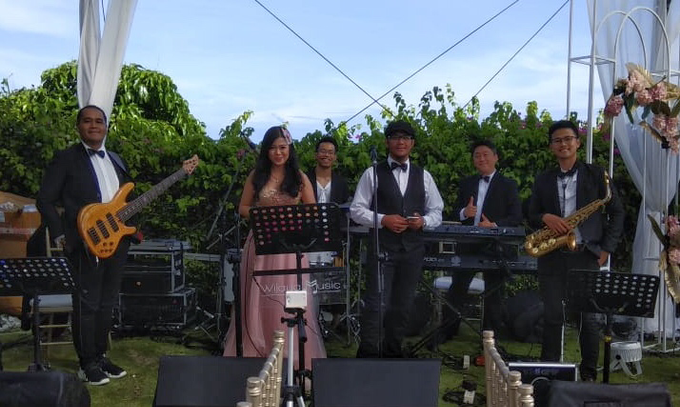 The wedding of Kevin & Lia by Wijaya Music Entertainment - 001
