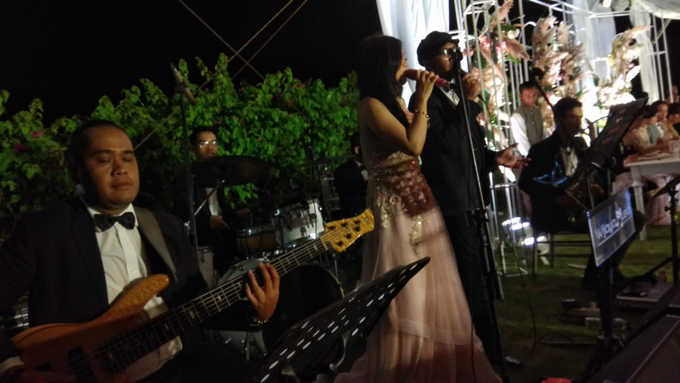 The wedding of Kevin & Lia by Wijaya Music Entertainment - 002