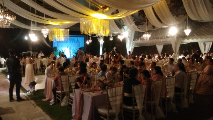 The wedding of Kevin & Lia by The edge - 003