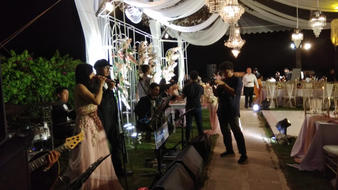 The wedding of Kevin & Lia by Wijaya Music Entertainment - 004
